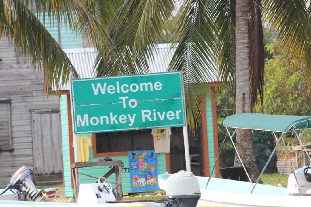 Welcome to monkey River
