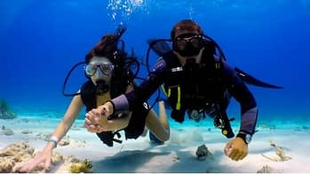 Discover Scuba Diving in Belize
